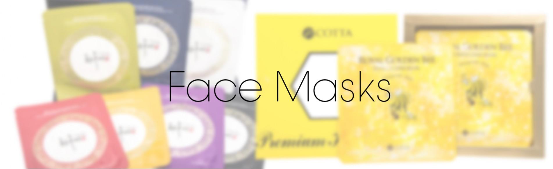 K-Beauty Skincare Masks